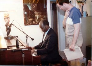 Hank Jones and Charlie Shoemake.
