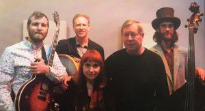 The New Charlie Shoemake Trio & Quartet -Central Coasting musicians